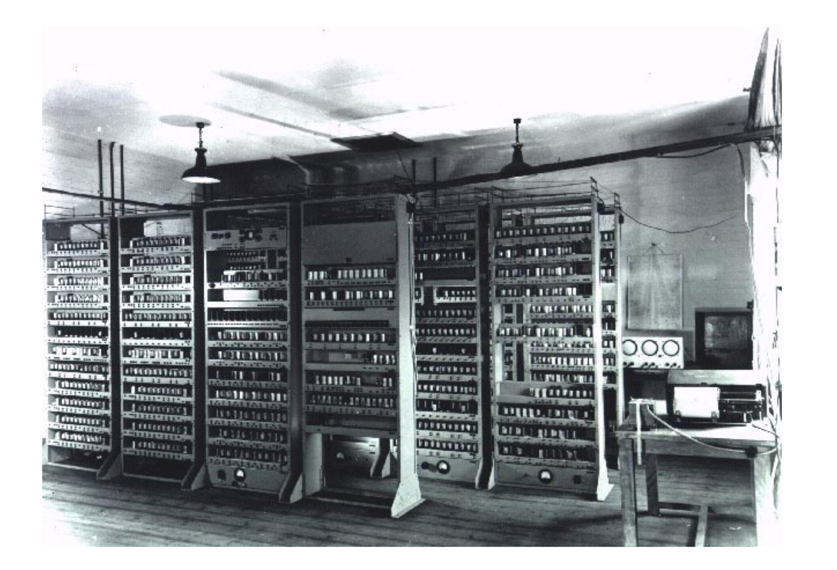70 Years Since The First Computer Designed For Practical Everyday Use Department Of Computer Science And Technology