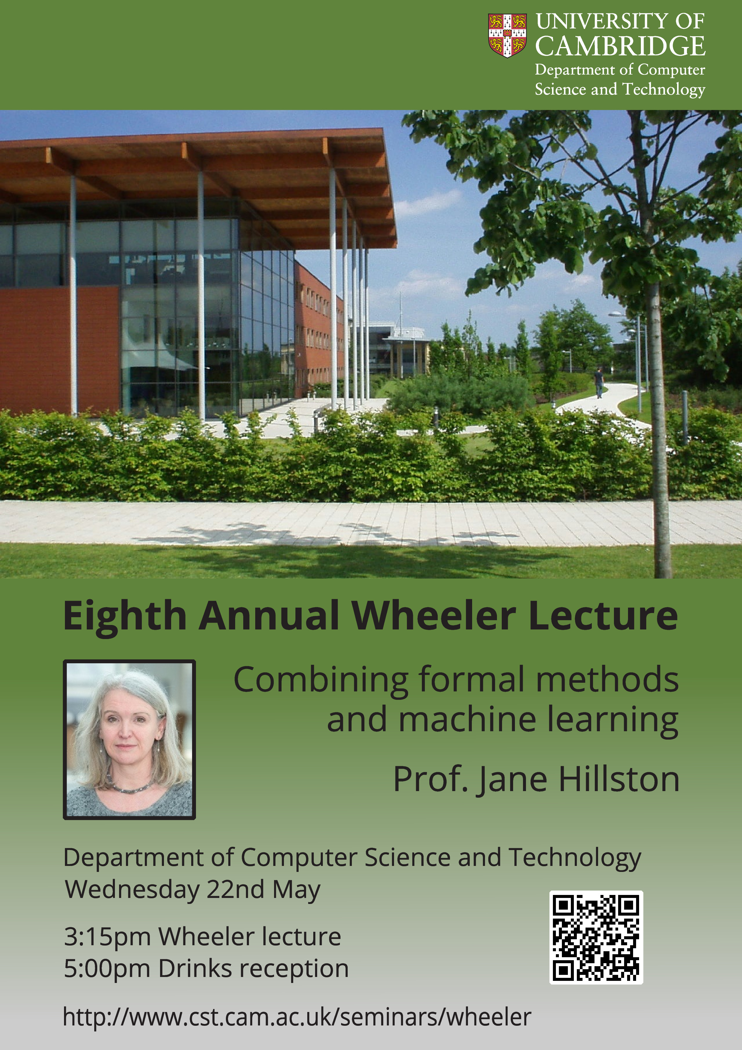 Wheeler Lecture 2019 poster