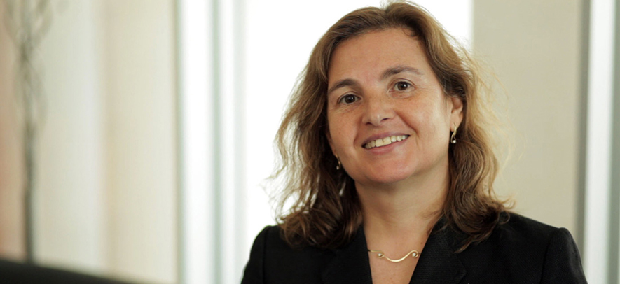 Image shows Professor Daniela Rus