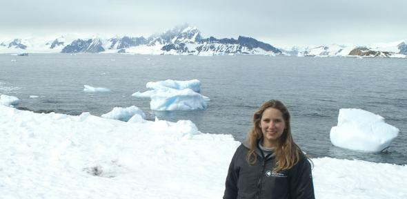 Dr Emily Shuckburgh appointed as Reader in Environmental Data Science