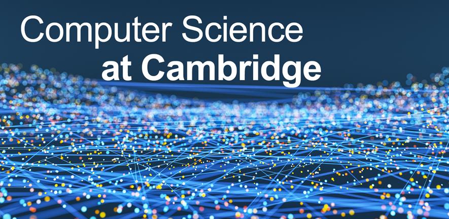 Study Computer Science at Cambridge