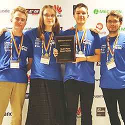 Read more at: Success for our students in two international competitions