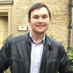 Image of Senior Lecturer Nic Lane