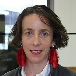 Image shows Professor Sylvie Delacroix