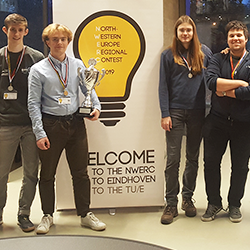Read more at: Cambridge students excel in European programming contest